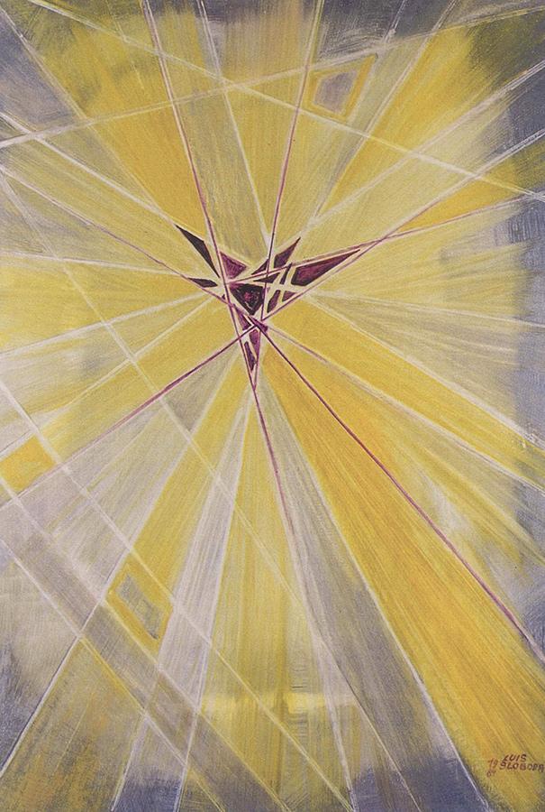 Luis Sloboda, Walnut, Serie Bach-Blütenportraits