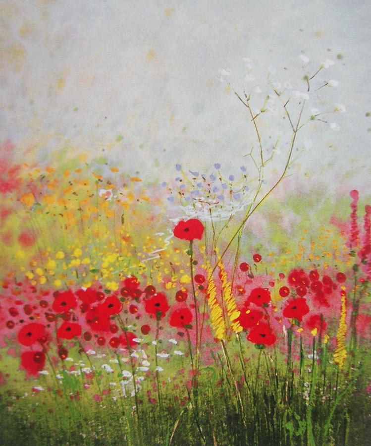 Luis Sloboda, Gartenblumen