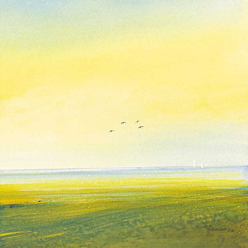 Luis Sloboda, Sommerstimmung